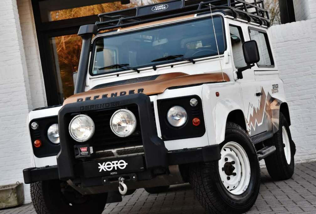Land Rover 90 EXPEDITION LIMITED NR.85/100 **VAT REFUNDABLE**