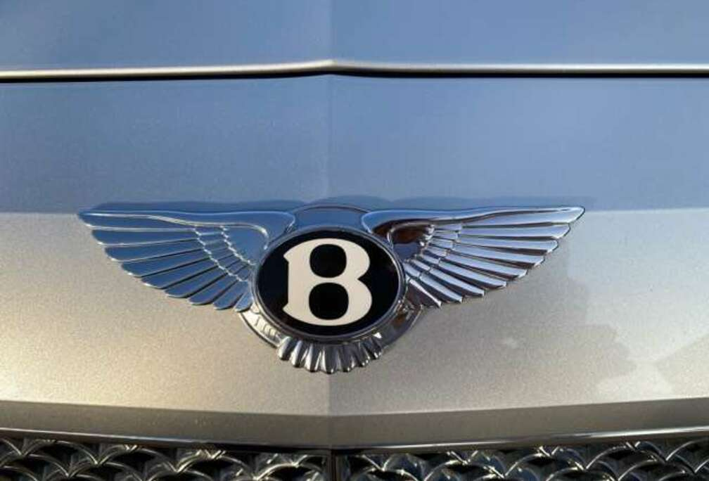Bentley 6.0 BiTurbo W12