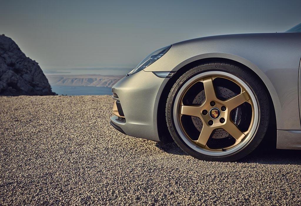 Porsche Boxster 25 Years is heerlijk eerbetoon