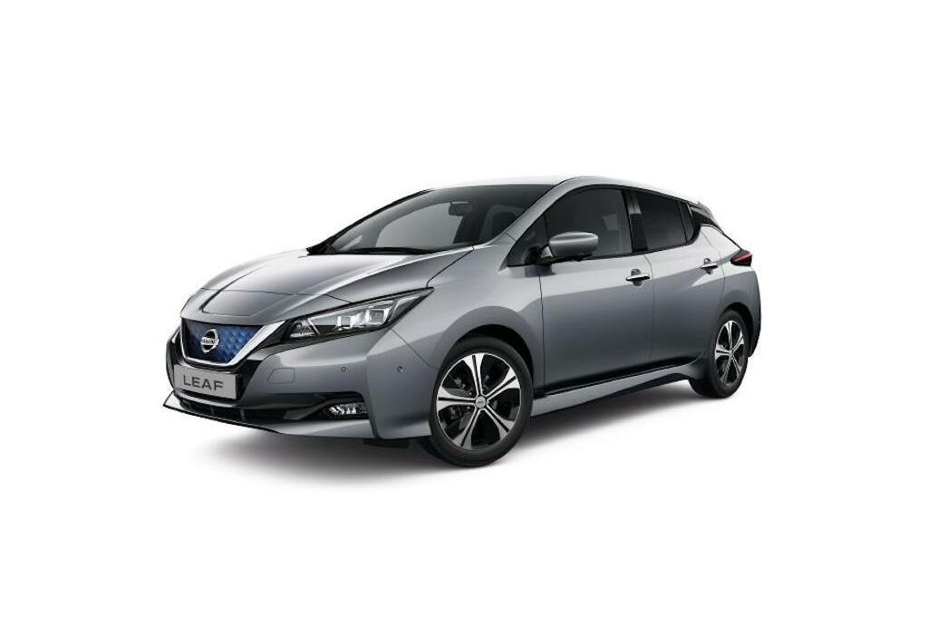 Elektrische Nissan Leaf krijgt technologische update
