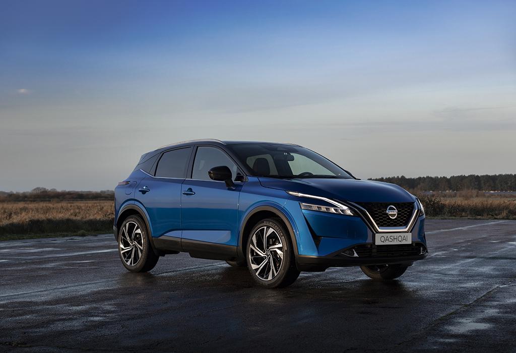 Officieel: nieuwe Nissan Qashqai!