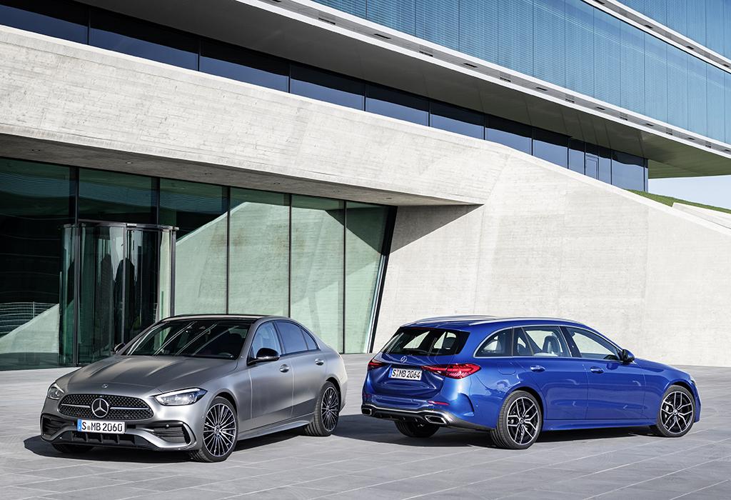 Mercedes Classe C : les prix en Belgique