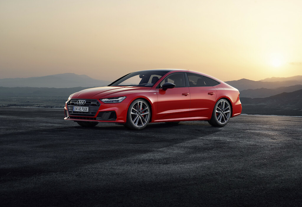 Les Audi Q5, A6 et A7 hybrides reçoivent une batterie plus grande