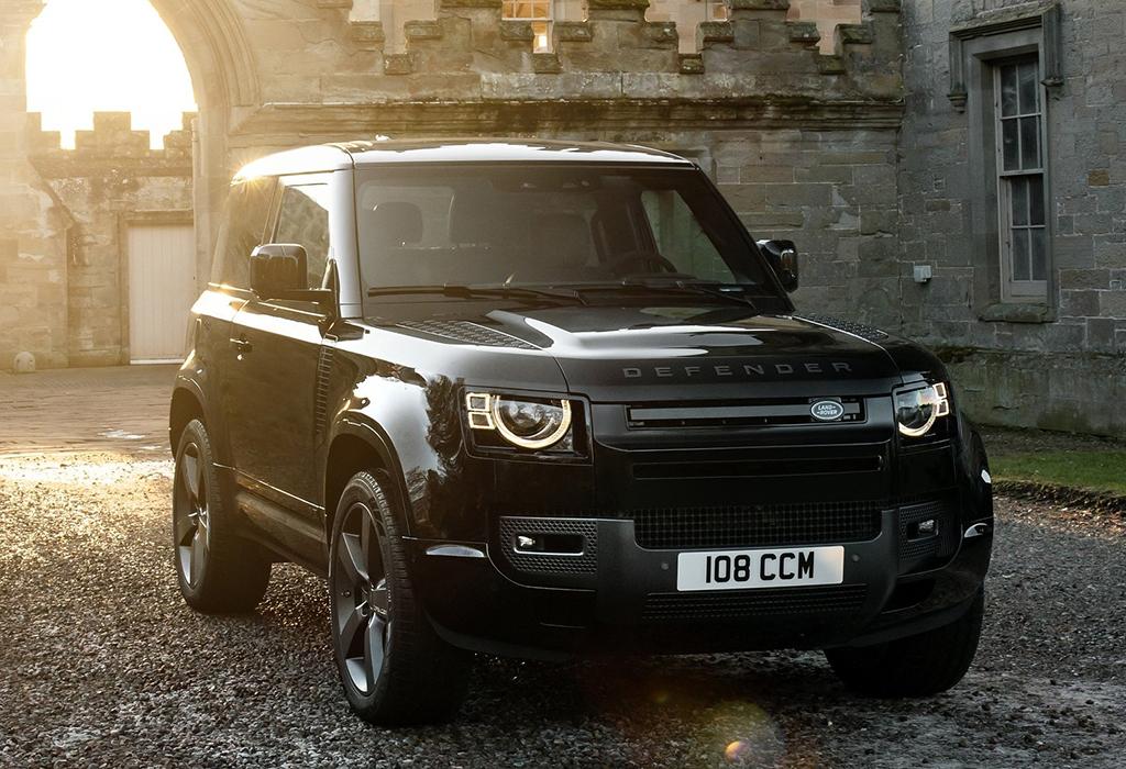Land Rover Defender nu ook als 525 pk sterke V8