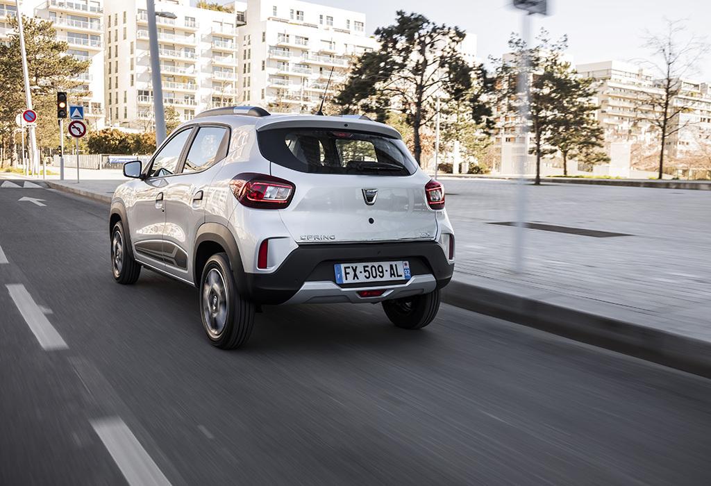 Belgische prijs elektrische Dacia Spring SUV bekend!