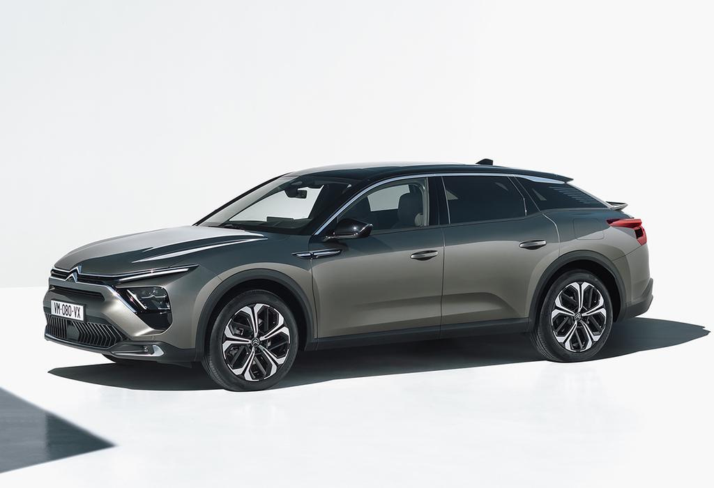Officieel: Citroën C5 X is anders dan anders