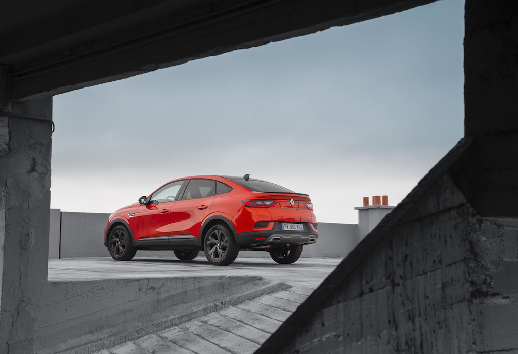 Renault Arkana: de Belgische prijzen