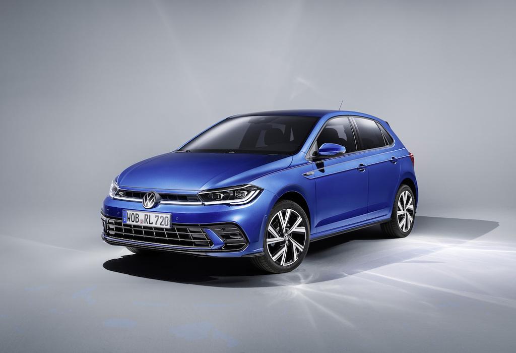 Facelift Volkswagen Polo: meer technologische slagkracht