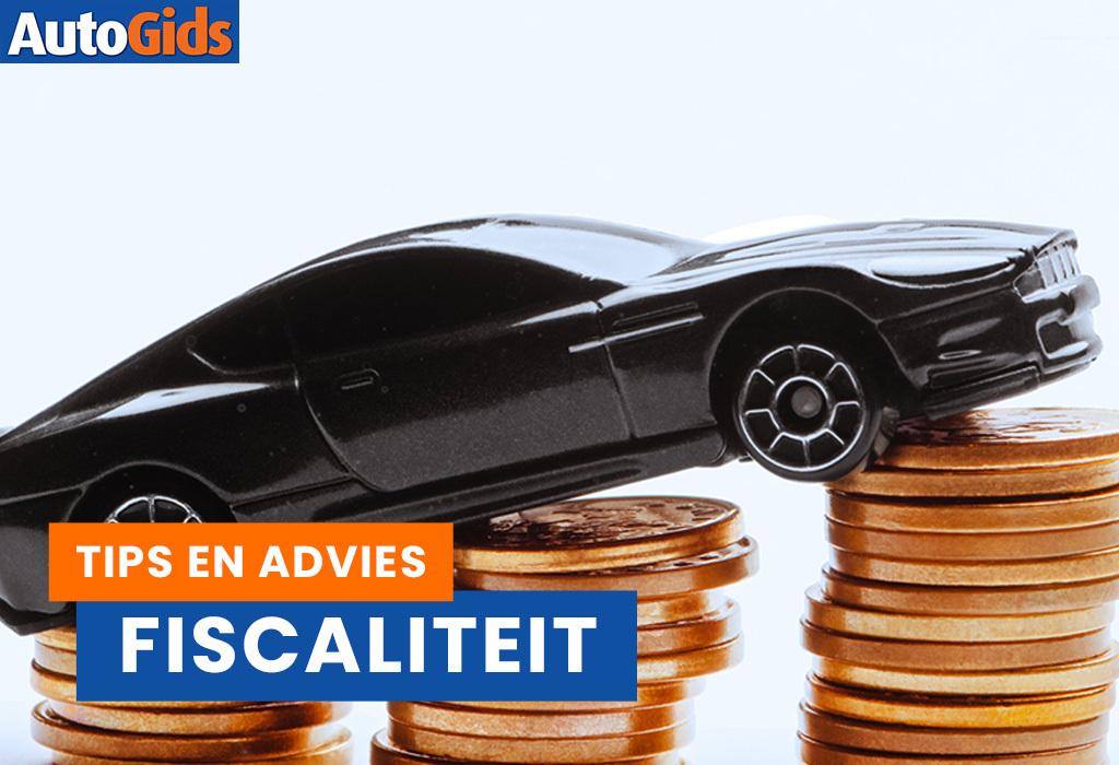 Een nieuwe auto? Hou ook rekening met het fiscale aspect!