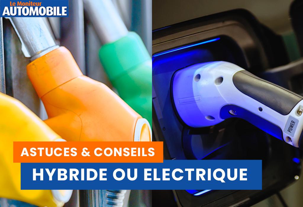 Hybride ou électrique ?