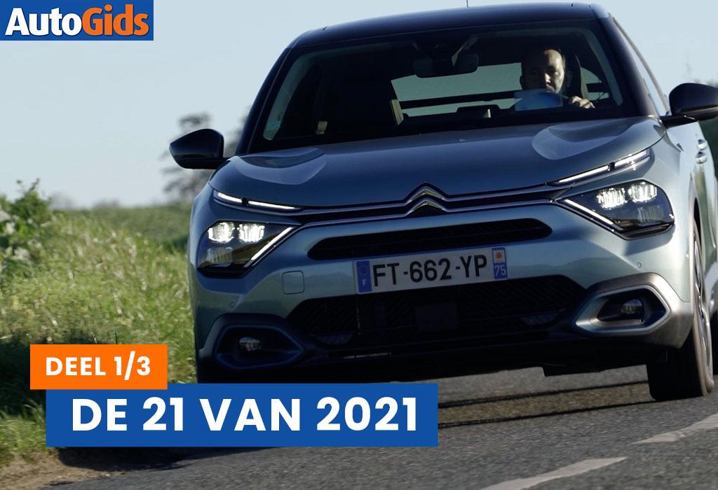 De 21 belangrijkste nieuwigheden voor 2021 - deel 1/3