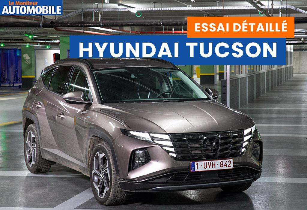 Essai vidéo du Hyundai Tucson