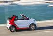Smart Fortwo Cabrio 66 kW Twinamic (2016)