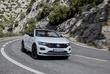 Volkswagen T-Roc Cabrio : geen hoogtevrees