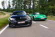BMW M2 CS vs Porsche 718 Boxster GTS: Pret en verzet