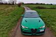 Alfa Romeo Giulia Quadrifoglio - L'incroyable Hulk