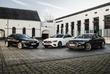 Vergelijkende test AUDI A6 50 TFSI e QUATTRO // BMW 530e XDRIVE // MERCEDES 300 e (2021)