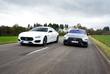 Maserati Quattroporte vs Mercedes-AMG GT 4 portes