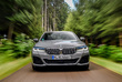 BMW 545e xDrive PHEV (2021)