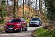 Citroën C5 Aircross Hybrid vs MG EHS