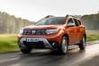 Dacia Duster Eco-G 100 - opgepoetst goudhaantje