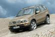 BMW X5 3.0d A vs Volkswagen Touareg R5 TDI A