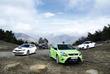 Ford Focus RS, Mitsubishi Lancer Evolution, Porsche Cayman S & Subaru Impreza WRX STi : Pure Trekkracht