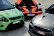 Ford Focus RS, KTM X-Bow & Nissan GT-R : Brelan d'as