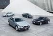 Audi A6 3.0 TDI, BMW 530d, Jaguar XF 3.0D & Mercedes E 350 CDI : Welkom in business