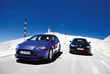 Ford Focus ST vs Renault Mégane RS : Hoogspringen