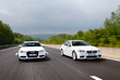 Audi A6 biturbo TDI vs BMW M550d