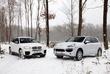 BMW X6 M50d et Porsche Cayenne S Diesel : Au cheval près...