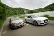 Audi A5 2.0 TDI Cabrio en Opel Cascada 2.0 CDTI : Blufpoker?