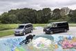Mercedes Klasse V 220 CDI vs Volkswagen Multivan 2.0 TDI 180 : Luxe voor grote gezinnen