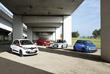Citroën C1, Fiat 500, Mitsubishi Space Star et Renault Twingo : Lilliputiennes