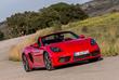 Porsche 718 Boxster S (2016)