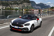 Abarth 124 Spider : Bluffeuse