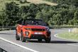 Range Rover Evoque Convertible TD4 180 : Pionnier