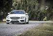 Mercedes C 250d Cabriolet : A l'air libre