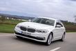 BMW 530e : Respectvolle prestaties