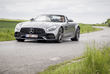 Mercedes-AMG GT C Roadster : Brushing express