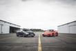 Audi TT RS vs Porsche 718 Cayman S