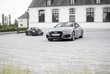 Audi RS5 vs Porsche 911 Carrera GTS : Verre neven