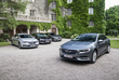 Opel Insignia tegen 3 rivalen