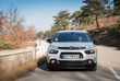 Citroën C4 Cactus: interimberline