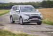 Mitsubishi Outlander PHEV : discrete intelligentie