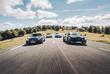 Aston Martin Vantage vs 3 GT sportives