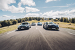 Aston Martin Vantage vs 3 sportieve GT's
