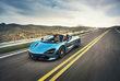 McLaren 720S Spider : Étoile filante