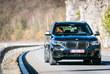 BMW X5 M50d : Tegendraads
